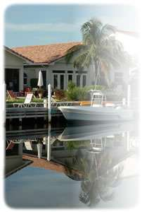 Florida lakefront living with your boat just a short walk away!